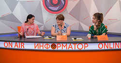 """""""Галещина Машзавод"""" презентувала свою оновлену техніку."""