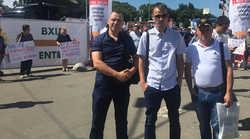 Співробітники Галещина Машзавод ™ відвідали виставку Агро 2018