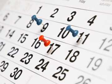 Calendar of agrarian events in Ukraine for 2019