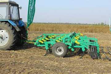 Как выбрать культиватор для трактора: разновидности и особенности