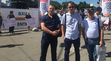 Сотрудники Галещина Машзавод™ посетили выставку Агро 2018