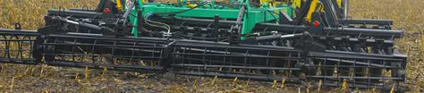 Packing soil compactor for disc harrow BGR-6,7 «Solokha»