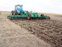 Semi-towed fallow cultivator KPN-5,6 «Vakula»