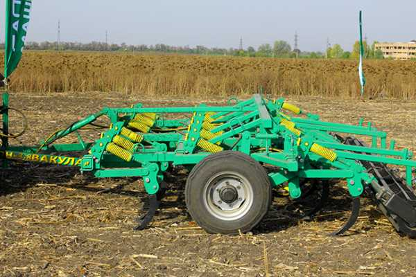 Spare parts for steam semi-towed fallow cultivator Vakula