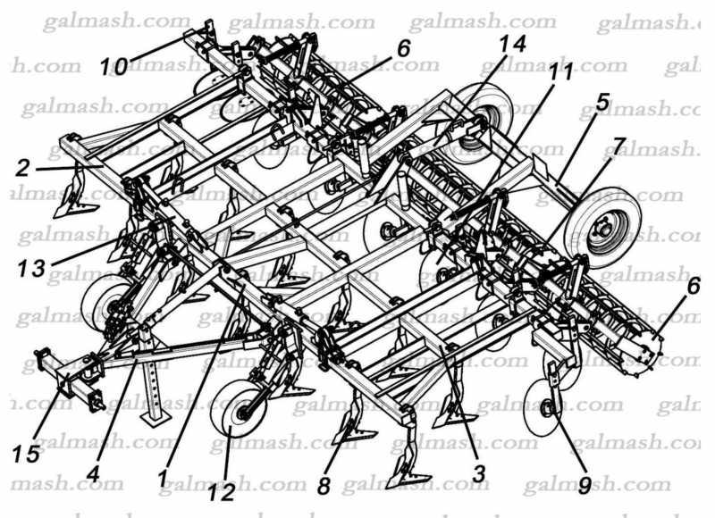 Spare parts for KSHN-5,6 Resident